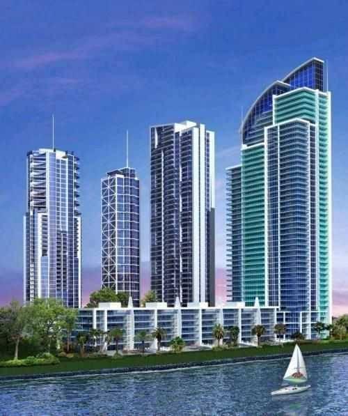 Ocheanaire Condo Panama City