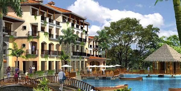 Buenaventura - Playa Blanca 80 minutes west of Panama City